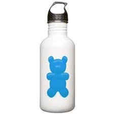 Blue Gummi Bear Water Bottle