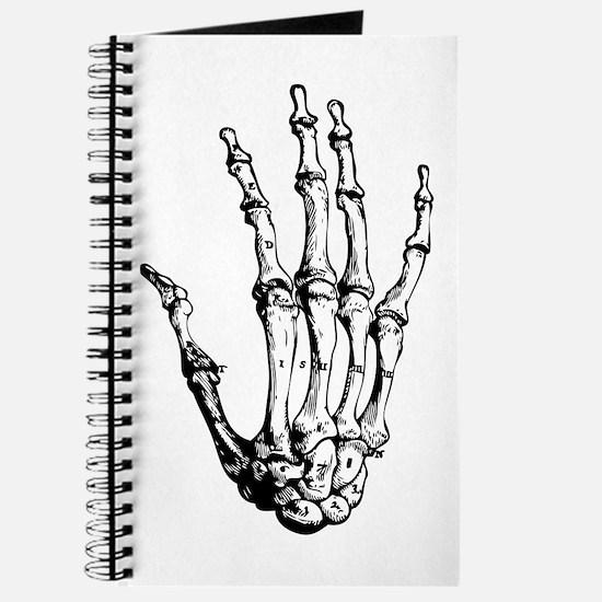 Skeletal Hand Journal