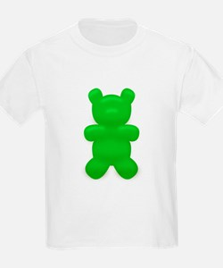 Green Gummi Bear T-Shirt