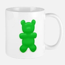 Green Gummi Bear Mug