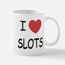 I heart slots Mug