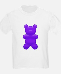 Dark Blue Gummi Bear T-Shirt