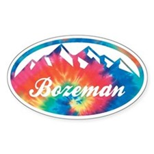 Cute Bozeman montana Decal