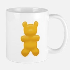 Orange Gummi Bear Mug