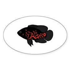 Oscar Oval Decal