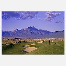Golf Course Taos NM