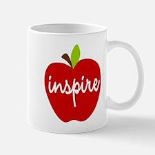 Inspire Apple Mug