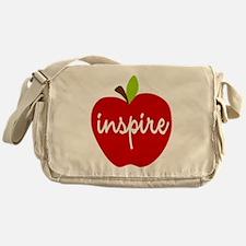Inspire Apple Messenger Bag