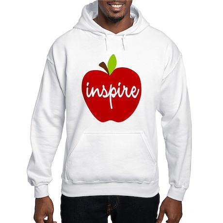 Inspire Apple Hooded Sweatshirt