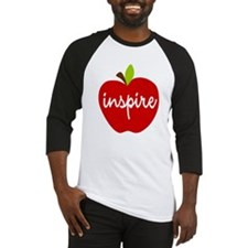 Inspire Apple Baseball Jersey