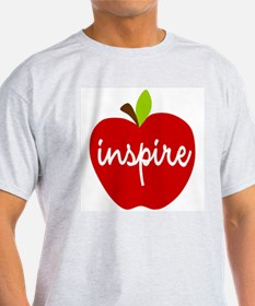 Inspire Apple T-Shirt