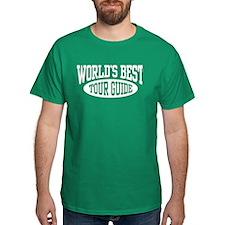 World's Best Tour Guide T-Shirt