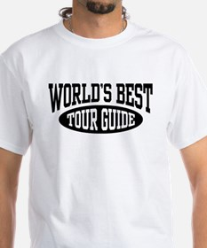 World's Best Tour Guide Shirt