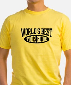 World's Best Tour Guide T