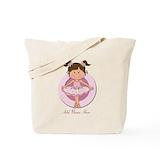 Ballerina Canvas Bags