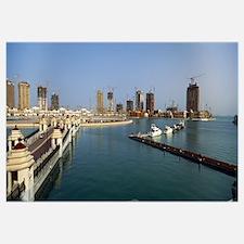 City at the waterfront The Pearl Qatar Doha Ad Daw