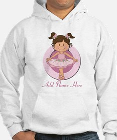 Personalized Ballerina Balle Hoodie
