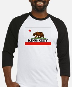 King City,Ca -- T-Shirt Baseball Jersey