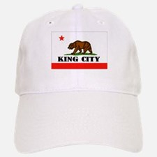 King City,Ca -- T-Shirt Baseball Baseball Cap