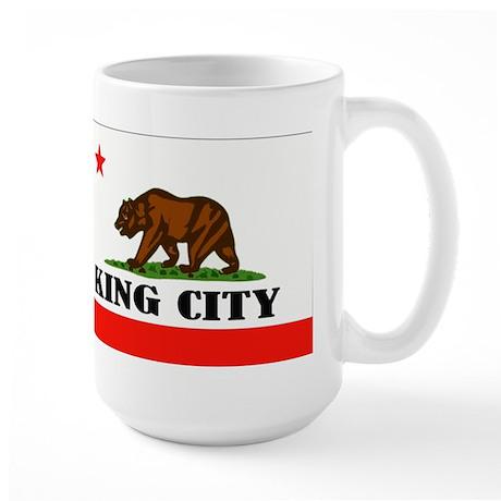 King City,Ca -- T-Shirt Large Mug