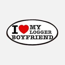 I love my Blogger Boyfriend Patches