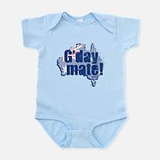 G'day Mate Infant Bodysuit