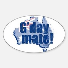G'day Mate Stickers