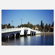 Bridge across a bay Snell Isle Bridge St. Petersbu