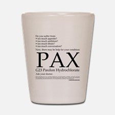 Pax Shot Glass