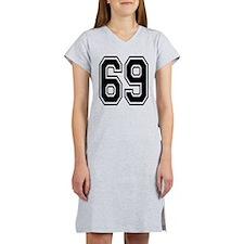 Sixty-Nine Women's Nightshirt