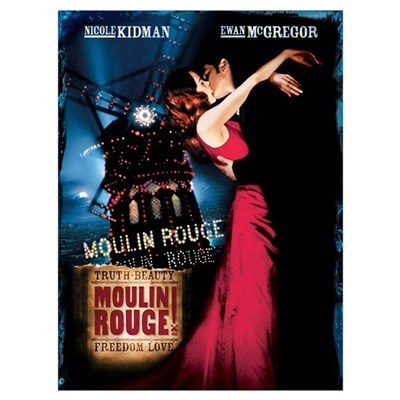 Moulin Rouge (2001) Poster
