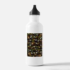 Halloween Werewolf Water Bottle 1.0L