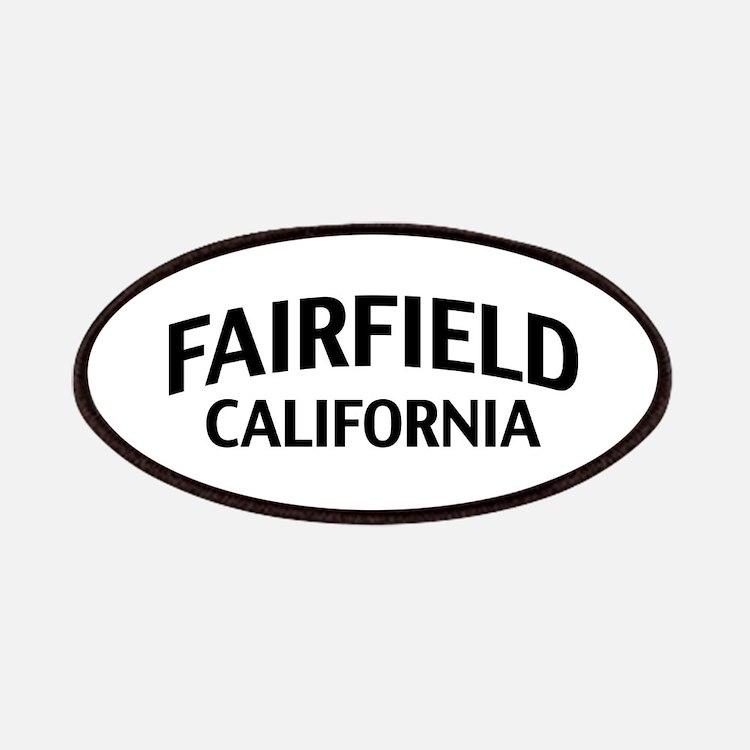 Fairfield California Patches