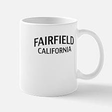 Fairfield California Mug