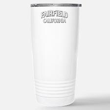Fairfield California Stainless Steel Travel Mug