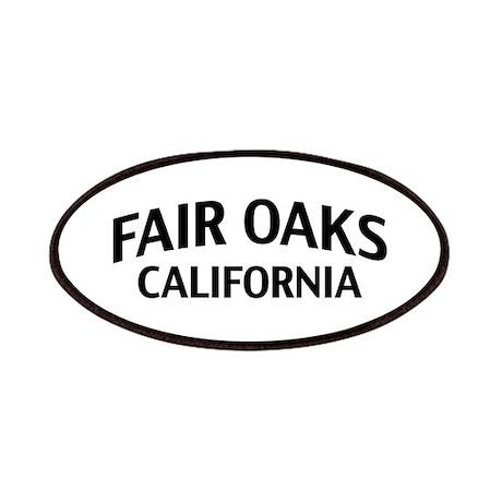 Fair Oaks California Patches