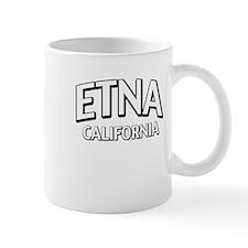 Etna California Mug