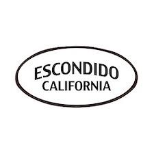 Escondido California Patches