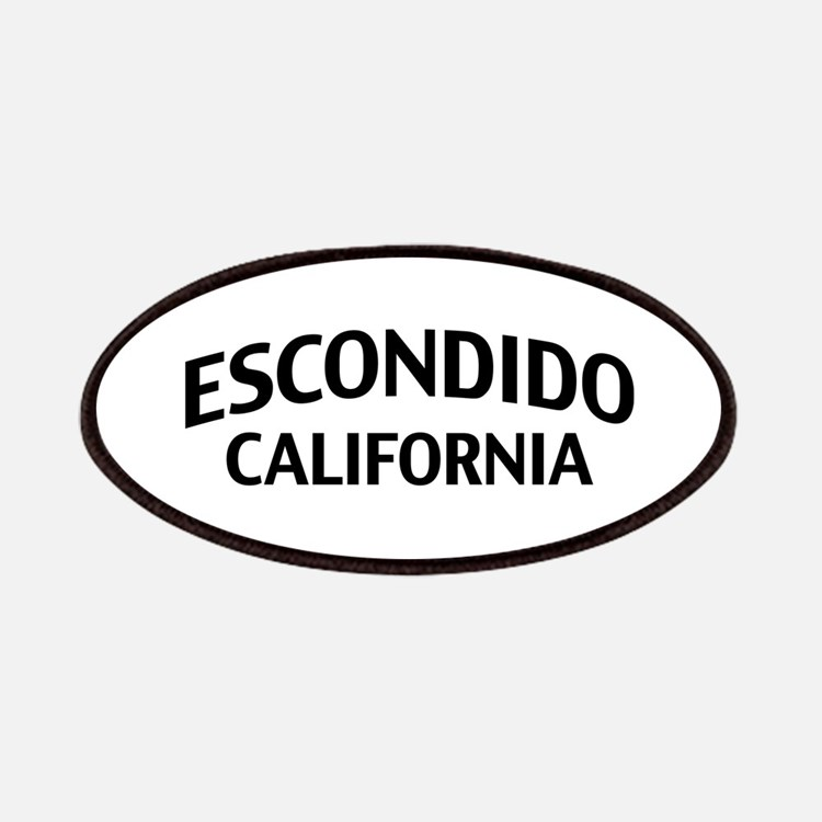 Escondido California Patches