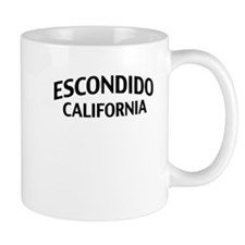 Escondido California Mug