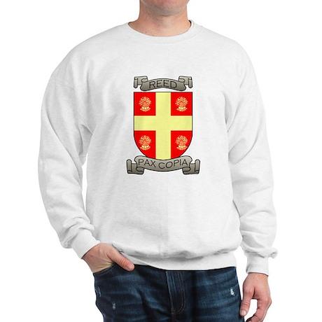 Reed Family Motto Sweatshirt