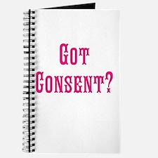 Got Consent Fun Journal