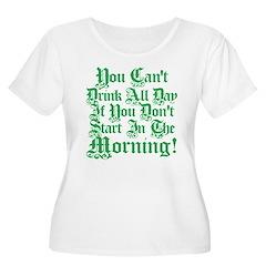 Funny Irish Drinking Humor T-Shirt