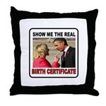 GET MY POINT? Throw Pillow