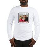 GET MY POINT? Long Sleeve T-Shirt