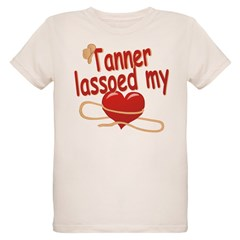 Tanner Lassoed My Heart T-Shirt