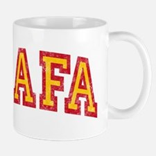 Rafa Red & Yellow Mug