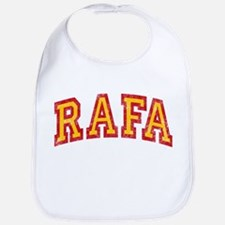 Rafa Red & Yellow Bib