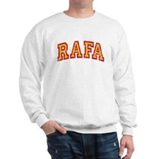 Rafa Red & Yellow Jumper