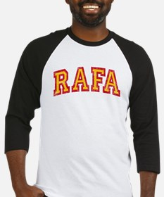 Rafa Red & Yellow Baseball Jersey